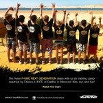 Dakhla Training Camp Video featuring F-One Next Generation Team